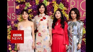 Crazy Rich Asians: 'We want to create a movement' - BBC News