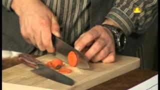 Сергей Астахов об эксклюзивных японских ножах из дамасской стали
