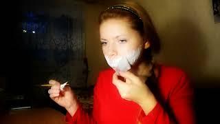 Подготовка к Хеллоуину :3