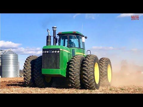 Top Ten V8 Powered Tractors