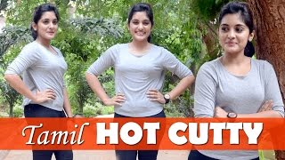 Tamil Hot & Sexy Cutty Niveda Thomas Latest Spicy Exclusive Photoshoot- Movieblends
