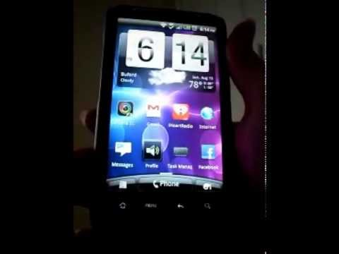 HTC Inspire 4G AT&T Update How-To and Review