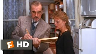 The Russia House (9/10) Movie CLIP - Grown-Up Love (1990) HD
