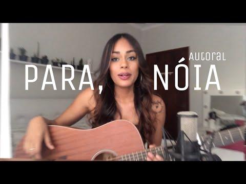 Sabrina Lopes - Para, Nóia (Autoral)