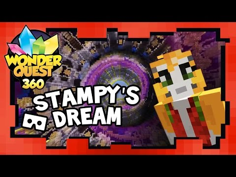 Wonder Quest 360 Video - Stampy