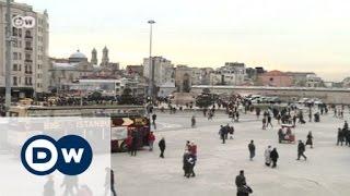 Fluchtpunkt Istanbul - Syrer kämpfen um neue Existenz | Global 3000