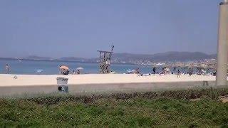 Аквариум Пальма де Майорка и пляж Ареналь(Данное видео повествует о ценах, времени открытия и расположении Аквариума. Также рассказываем о пляже..., 2015-07-26T18:24:40.000Z)
