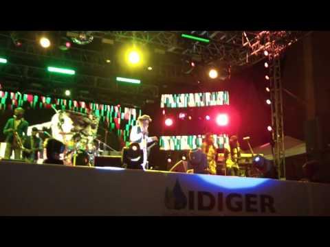 Bunny Wailer & Solomonic Reggaestra - Live In Bogota, Colombia