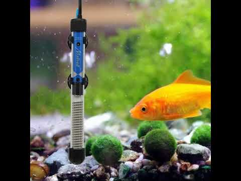 Mylivell Aquarium Heater Submersible Fish Tank Water