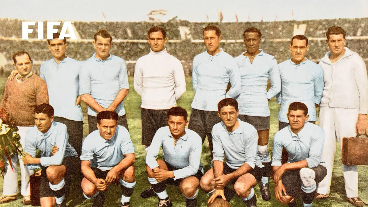 4371bc6db Uruguay v Argentina - The Final - 1930 FIFA World Cup Uruguay™ - YouTube