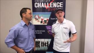 Creating positive team cultures with Corporate Challenge Events
