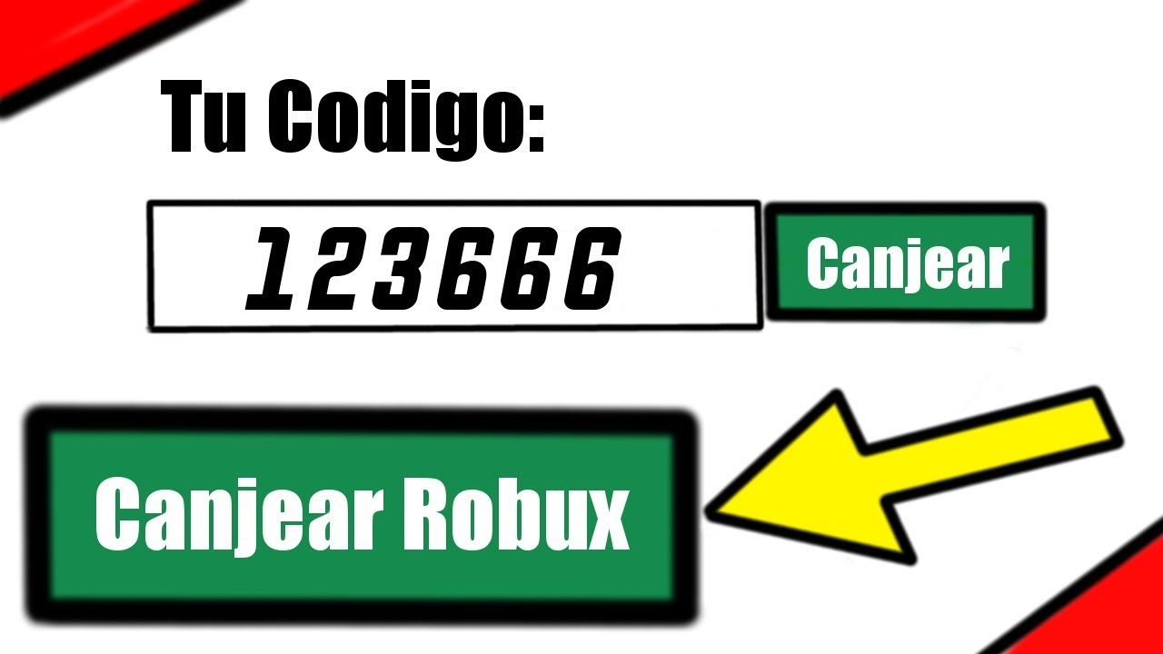 Roblox Este Codigo Te Regala Robux Muy Facil Youtube