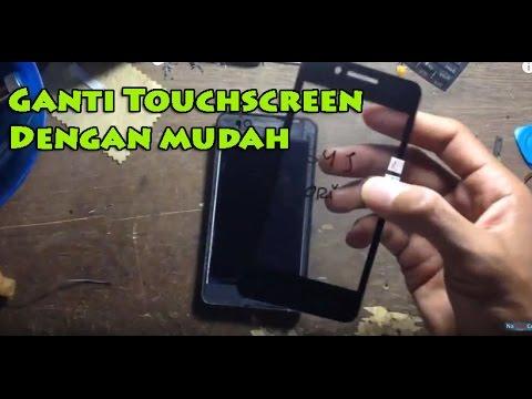 Mudahini Cara Ganti Touchscreen Advan S4J S4E S4R S4K