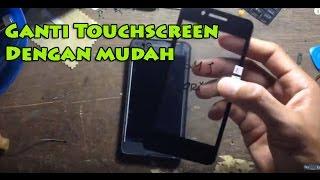 mudah,ini cara ganti touchscreen advan S4J/S4E/S4R/S4K