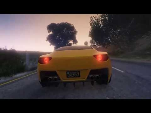 Meek Mill- Going Bad feat. Drake (Music Video) GTA Online