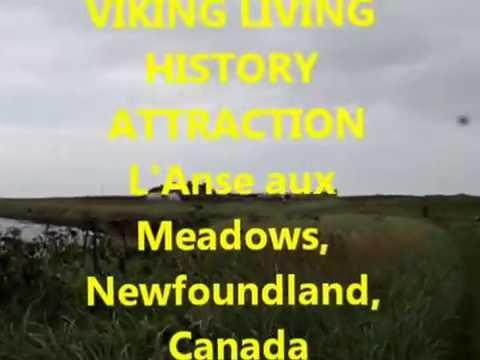 The Norstead Viking Village and holyrood newfoundland 2014