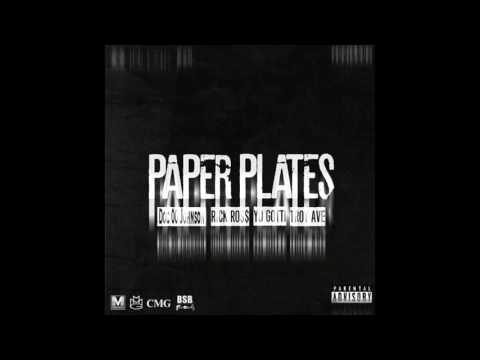 Paper Plates (DoeNation Mix) - Troy Ave, Rick Ross, Yo Gotti X Doc 00 Johnson