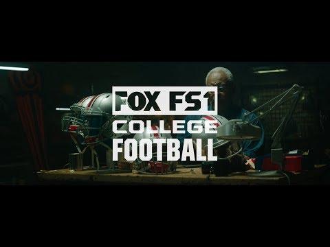 HELMET |The Ohio State University | College Football on FOX & FS1