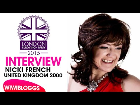 Interview: Nicki French (UK 2000) @ London Eurovision Party 2015 | wiwibloggs