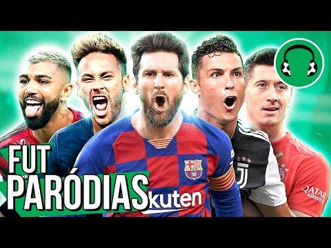 ♫ LALALA (Os maiores goleadores do planeta)   Paródia de Futebol - Y2K, bbno$