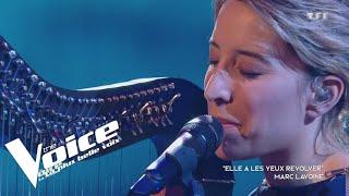 Marc Lavoine | Les yeux revolver | Gustine | The Voice France 2020 | Finale - the voice france 2021 auditions