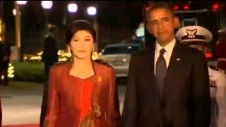 Obama's Asian Tour