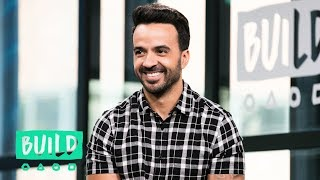Luis Fonsi On Singing With Joey Fatone