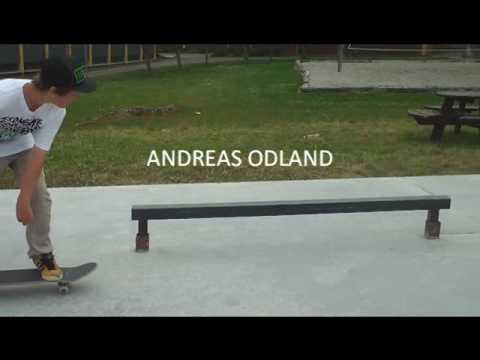 Skudenes Skatepark (Helene å Andreas)