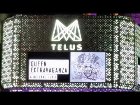 Queen Extravaganza -  at MTELUS Montreal Quebec 10-06-2018  Show