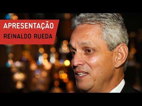 Coletiva de apresentação | Reinaldo Rueda - 14/08/2017