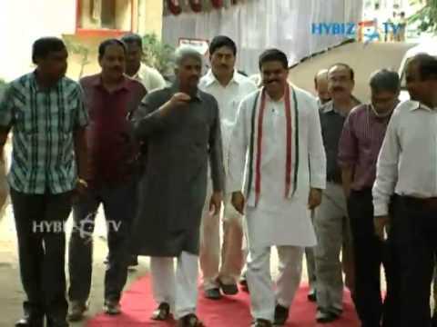 Press Club Hyderabad Portal Launch
