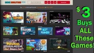 "IndieGala ""Indie Resolutions Bundle"" Review! - Lets Look At This $3 Steam Bundle!"