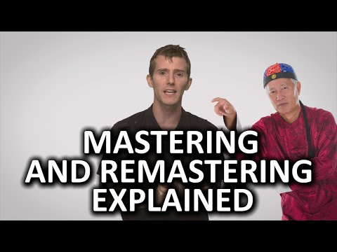 Mastering and Remastering as Fast As Possible