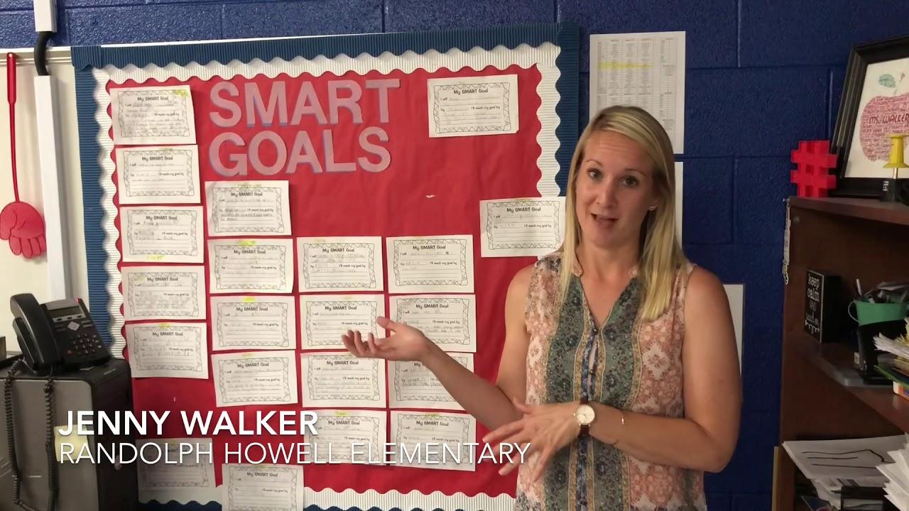 Download SMART Goals at Randolph Howell Elem.