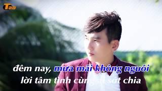 Karaoke Đưa Đò - Phi Bằng