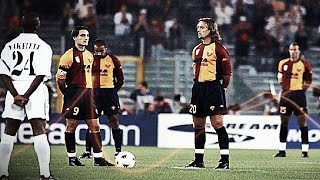 L'ASSURDO ROMA-REAL MADRID 1-2 DELL'11 SETTEMBRE 2001