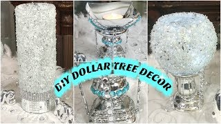 DIY DOLLAR TREE GLAM HOME DECOR IDEAS