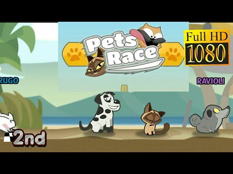 """""""Pets Race"""" Game Review 1080p Official Kooapps LLC"""