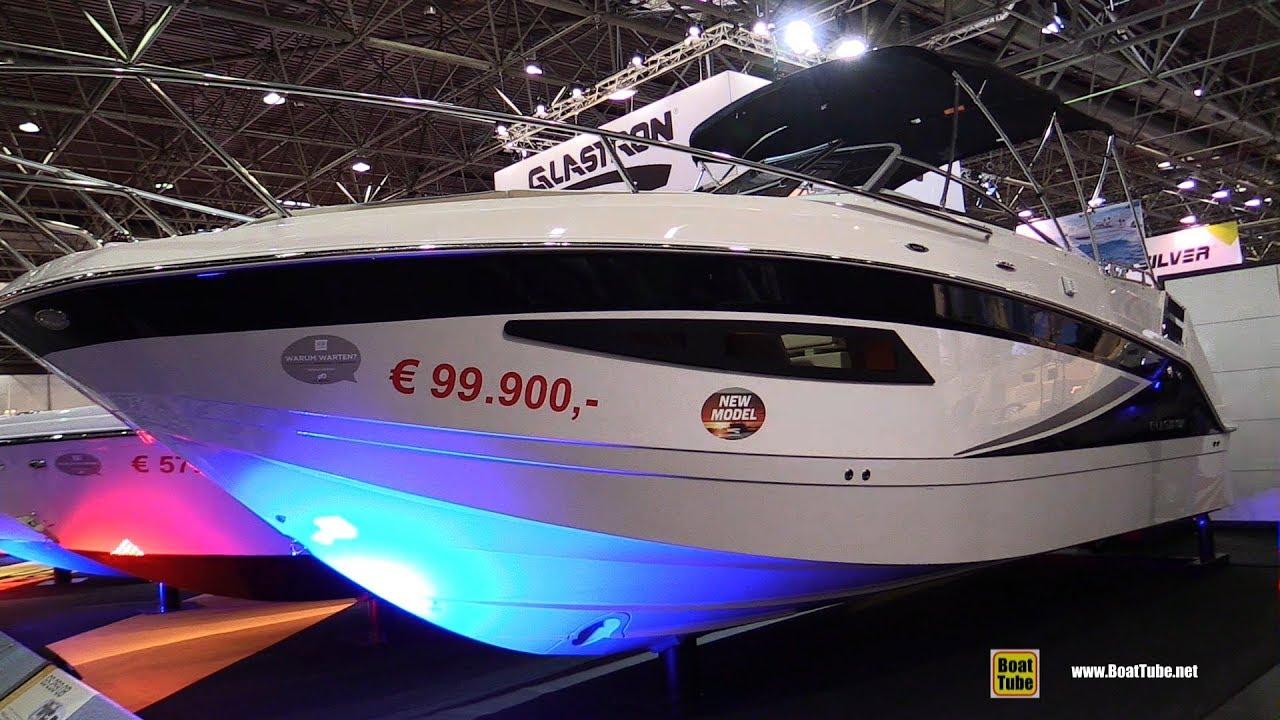 2018 Glastron Gs 259 Ob Motor Boat Walkaround 2018 Boot Dusseldorf Boat Show