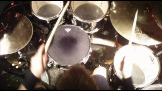 Skid Row  -Youth Gone Wild (Drum Cover) Frank Fontsere