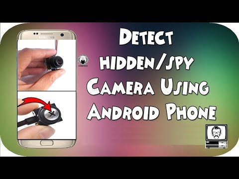 [URDU] Detect Hidden Cameras With Android Phone   Hidden video camera detector   Android App 2018 from YouTube · Duration:  5 minutes 49 seconds