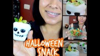 Halloween Snack I POSTRE FACIL PARA HALLOWEEN Thumbnail