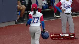 Highlights: Japan v Cuba - Women