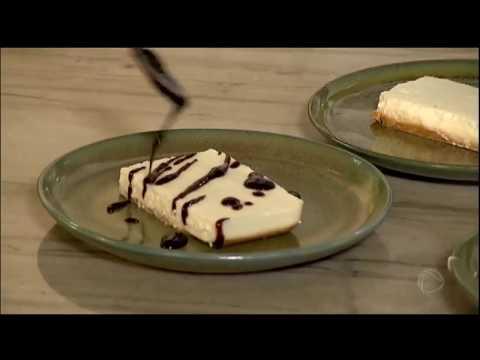 Caçador De Receitas: Dalton Rangel Ensina Como Fazer Um Cheesecake Com Leite De Búfula