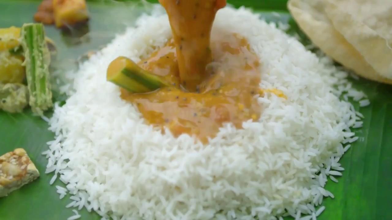 Abirami Ponni Boiled Rice - Food Stylist Swati Desai