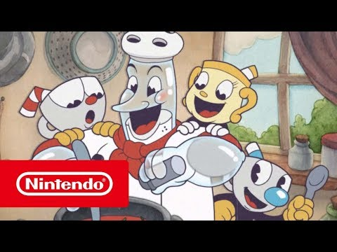 Cuphead - The Delicious Last Course (Nintendo Switch)