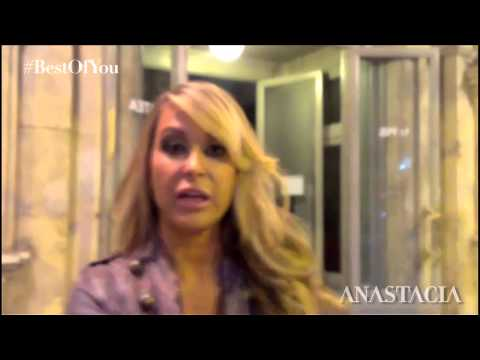Anastacia - Best of You - VIDEO SHOOT - Behind the Scenes