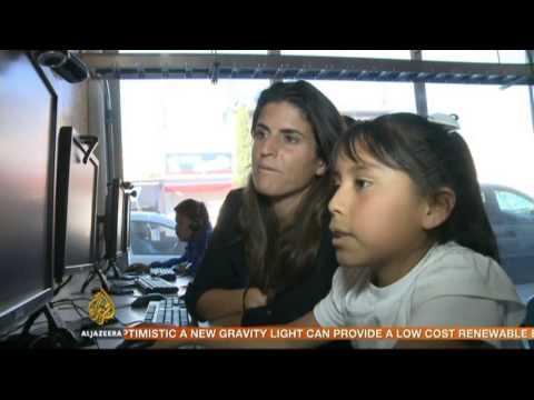 Mexico's digital divide