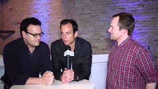 Alternate Take: Will Arnett and Mitch Hurwitz at SXSW