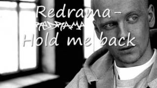Watch Redrama Hold Me Back video